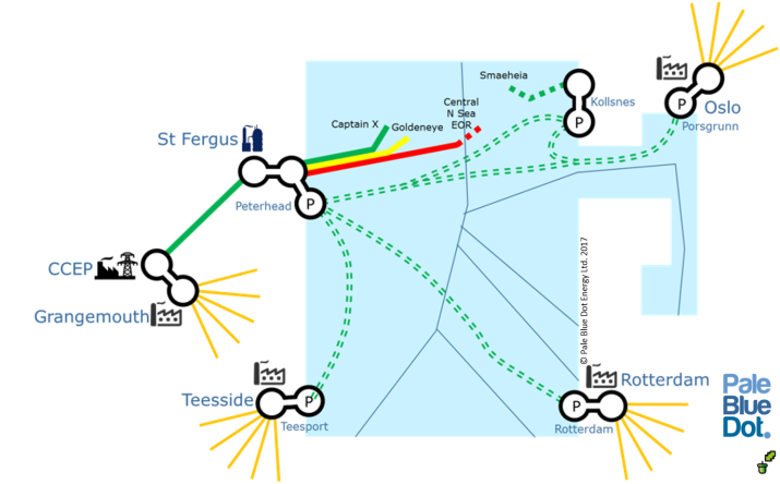 Acorn 'tube' map